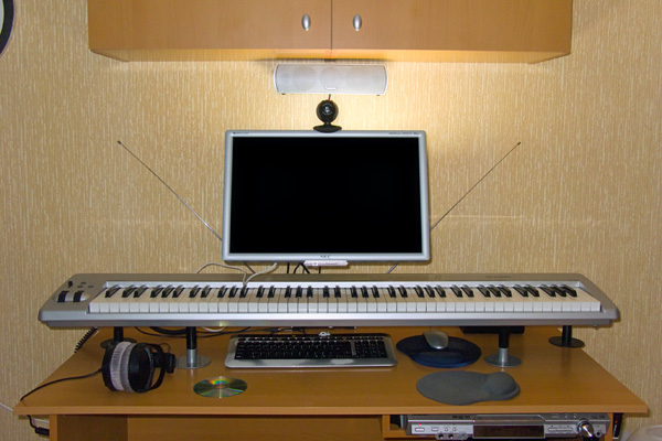 M-Audio Keystation 88es
