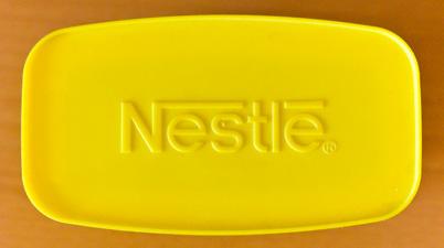 Странный логотип Nestle: найдите 10 отличий :)