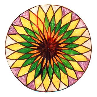 Круговой орнамент (1)