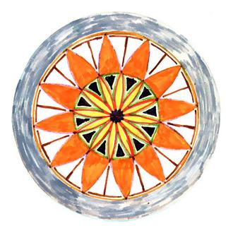 Круговой орнамент (2)