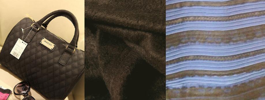 Сравните фактуру ткани