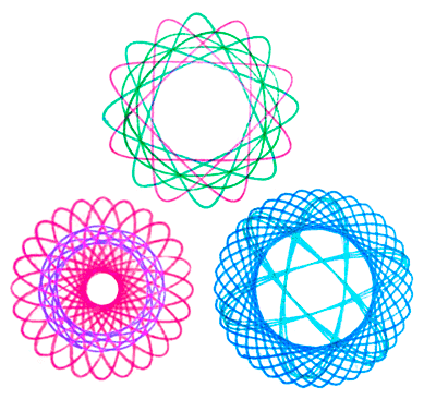 Круговые орнаменты